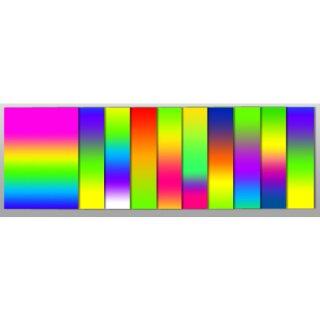 Regenbogen Fotokarton 49,5 x 68 cm, 10 Bogen