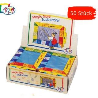 Zaubertafel 19 x 13 cm 50 Stück