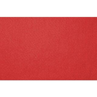 Bastelfilz, rot, 10 Bogen, 2 mm stark