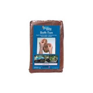 Softton, terracotta 2500 g