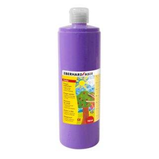 Fingermalfarbe violett, 750 ml von Eberhard Faber