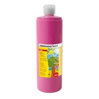 Fingermalfarbe magenta hell 750 ml von Eberhard Faber