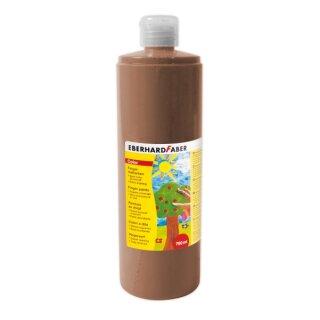 Fingermalfarbe braun, 750 ml von Eberhard Faber