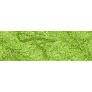 """Strohseide """"hellgrün"""" 5 Bögen a`50 x 70 cm, 25 g/qm"""