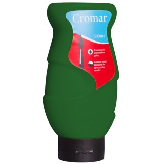Cromar Farbe, 500 ml, grün