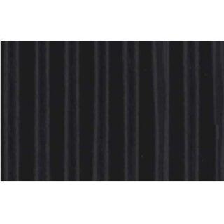 Wellpappe, schwarz, 50 x 70 cm 10 Bogen, 260 g/qm