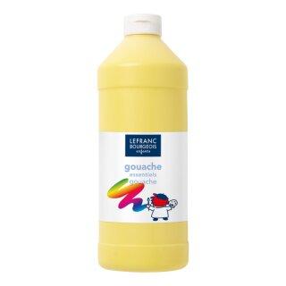 Schultempera Farbe Primärgelb 1000 ml von ColArt