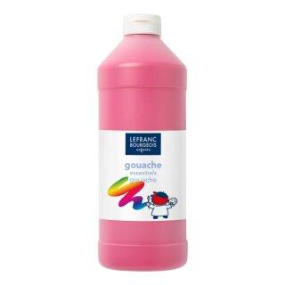 Schultempera Farbe Pink 1000 ml von ColArt