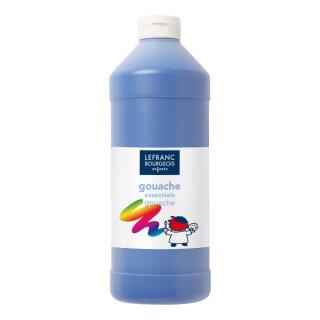 Schultempera Farbe Dunkelblau 1000 ml von ColArt