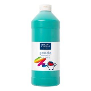 Schultempera Farbe Dunkelgrün 1000 ml von ColArt