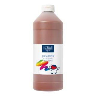 Schultempera Farbe Braun 1000 ml von ColArt