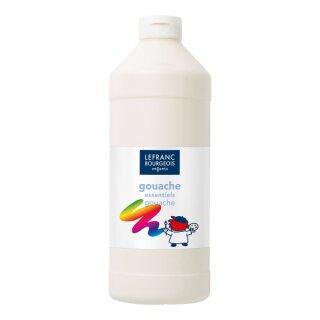 Schultempera Farbe Weiß 1000 ml von ColArt, voraussichtlich Mitte April lieferbar