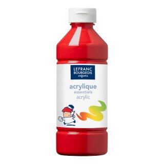 Acrylfarbe Liquid-Acrylic von ColArt Primärrot 500 ml