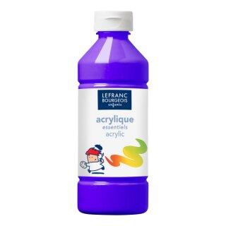 Acrylfarbe Liquid-Acrylic von ColArt Violett 500 ml