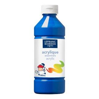Acrylfarbe Liquid-Acrylic von ColArt Primärblau 500 ml