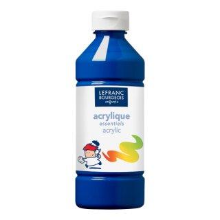 Acrylfarbe Liquid-Acrylic von ColArt Dunkelblau 500 ml