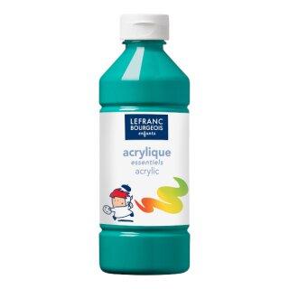 Acrylfarbe Liquid-Acrylic von ColArt Dunkelgrün 500 ml