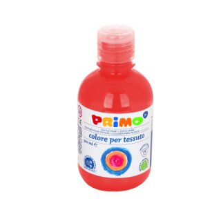 Textilfarbe Primo rot 300 ml