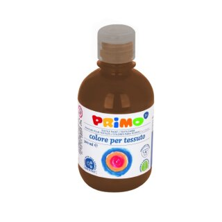 Textilfarbe Primo braun 300 ml