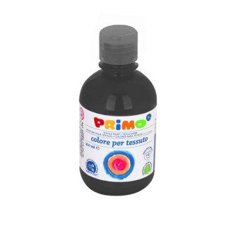 Textilfarbe Primo schwarz 300 ml