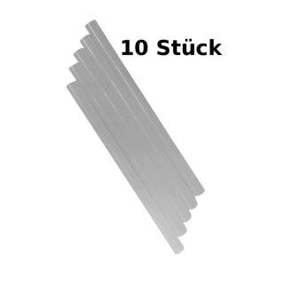 UHU Klebesticks D: 11 mm transparent 20 cm lang 10Stück f. Klebepistole 48355