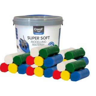 Creall Knete superweich 5er Set