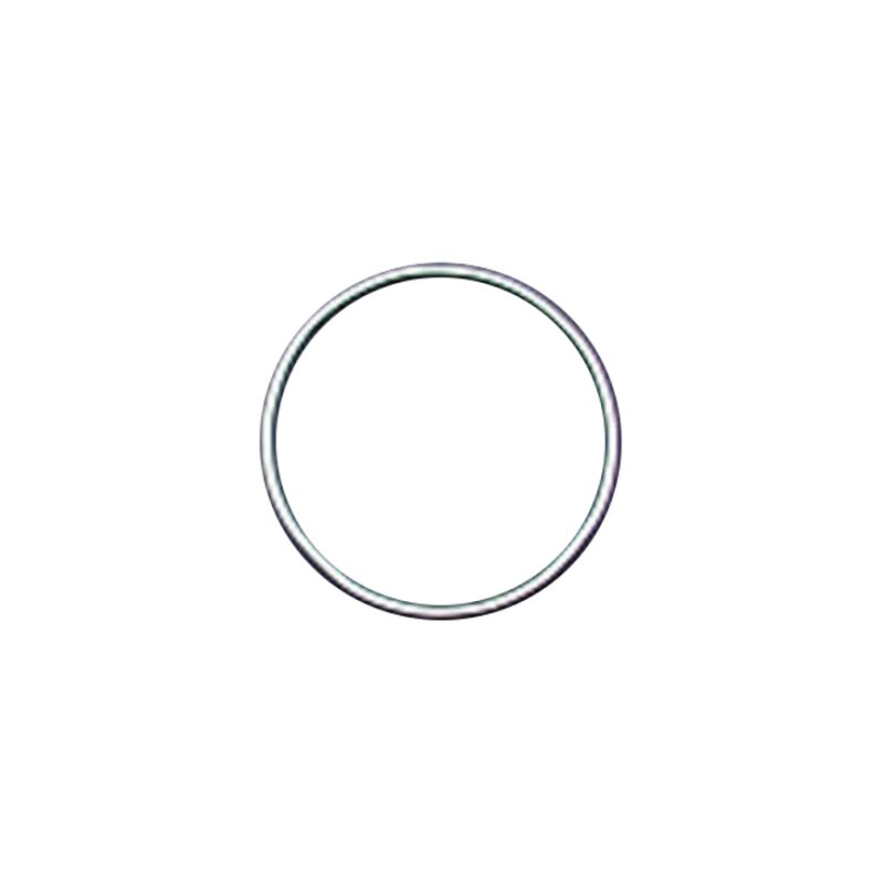 Drahtring, weiß, D: 20 cm, 0,99 €