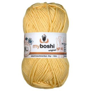 myboshi Wolle original No.4 butterblume 50 g