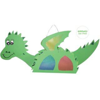 Laternen Bastelset Dino, 5 Stück