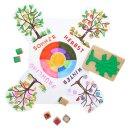 Stempelset Jahreszeitenbaum 7tlg.
