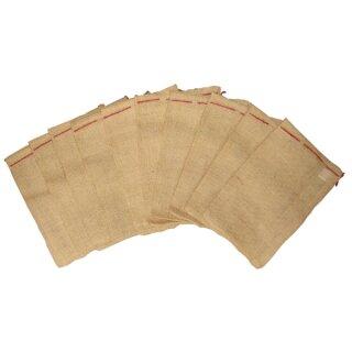 Nikolaussäckchen 18 x 26 cm 10 Säckchen