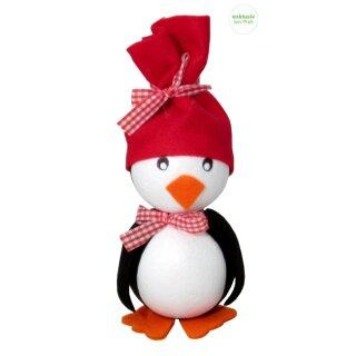 Bastelset Pinguin, 6 Stück