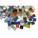 "Glänzend bunte ""Mosaik Softglassteine"" ca...."