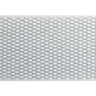 Gitterband, silber, 60 mm breit, 1 m